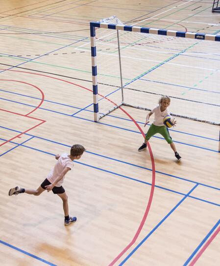 thumbnail: Gembloux Gym - Belgia